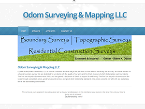 Odom Surveying & Mapping